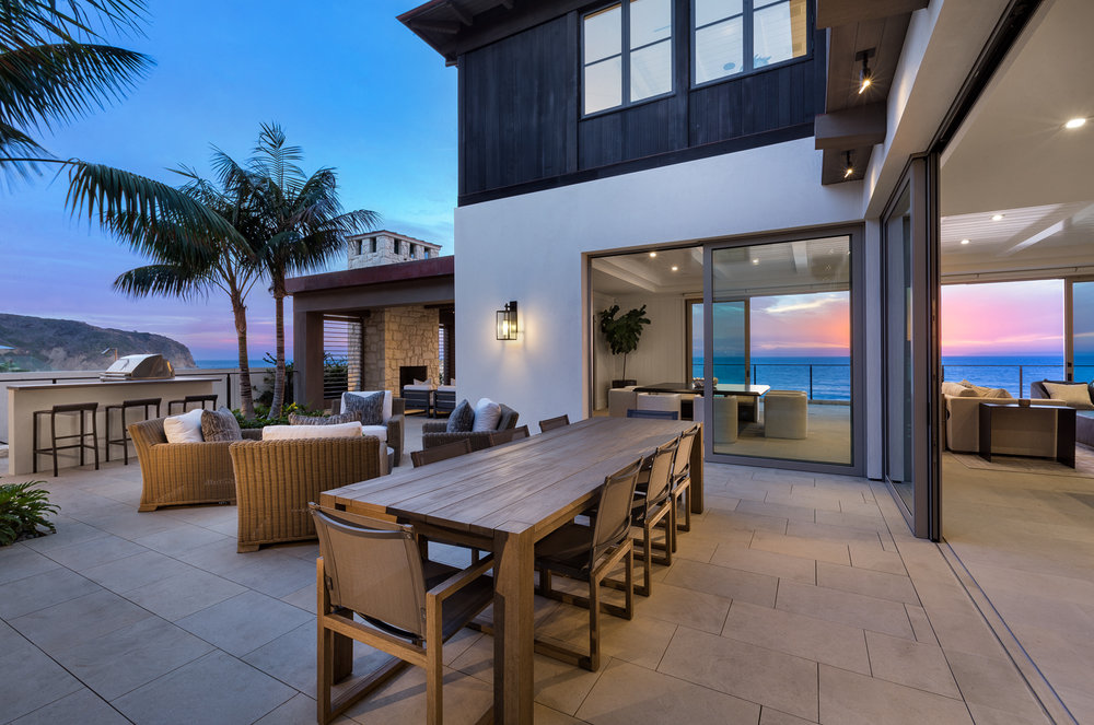 emil kara, rob giem, luxury beach front estate, architectural photographer, real estate photographer, dana point, twin palms, 39 strand beach drive, laguna beach, photographer