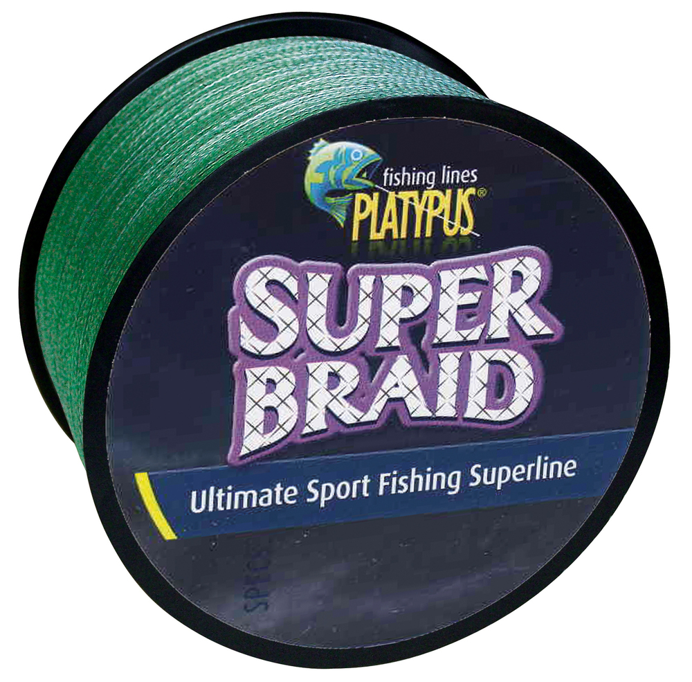 Super Braid - Dark Green