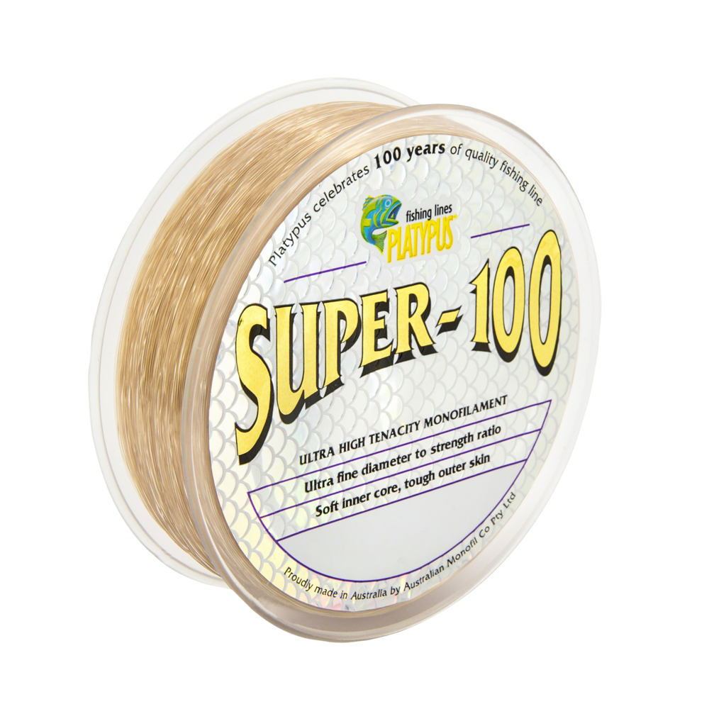 Super-100 - Freshwater Brown