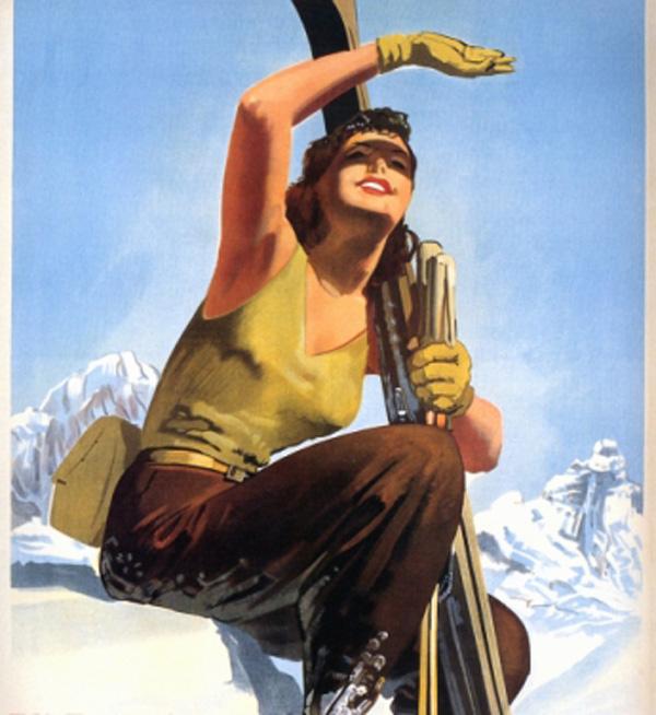 vintage-ski