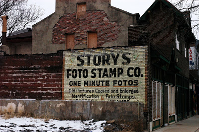 The Street Must Have Been Main Of St Louis In Its Heyday This Is An American Urban Photographers Treasure Trove