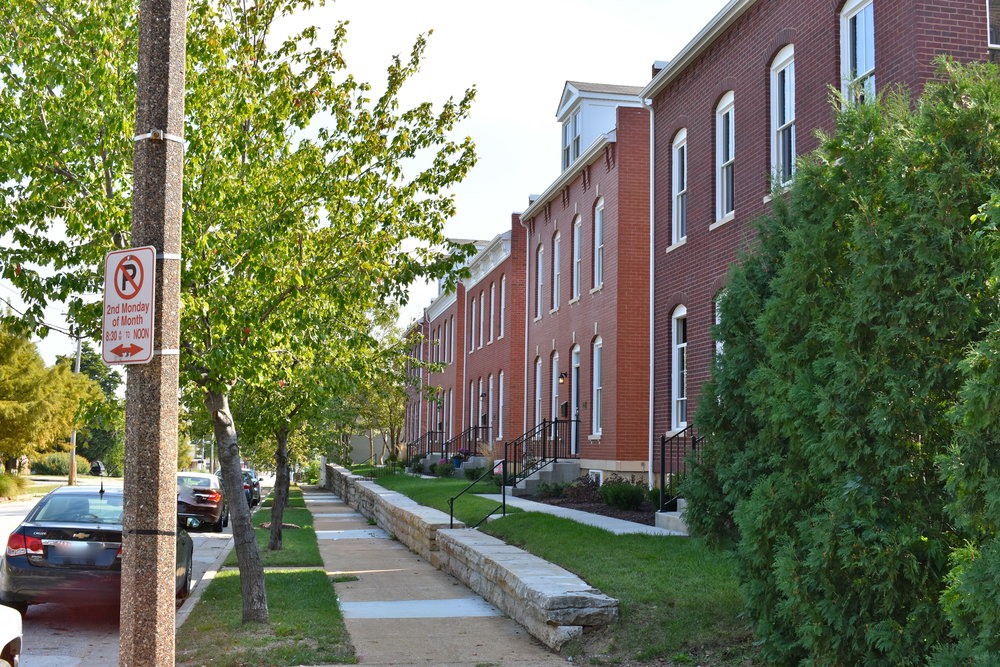 Charless Village new homes in the McKinley Heights Neighborhood