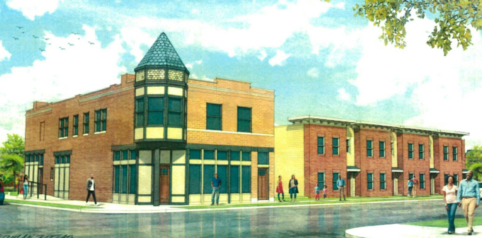 43 New and Renovated Homes Proposed in the Ville