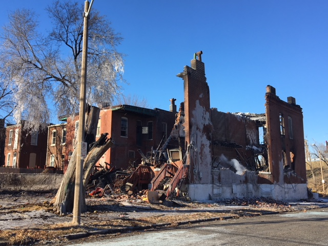 Abandonment, Neglect and the Cost on our neighborhoods — St