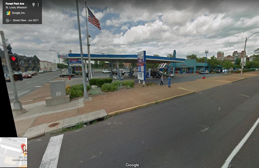 2011 Google Street View Image