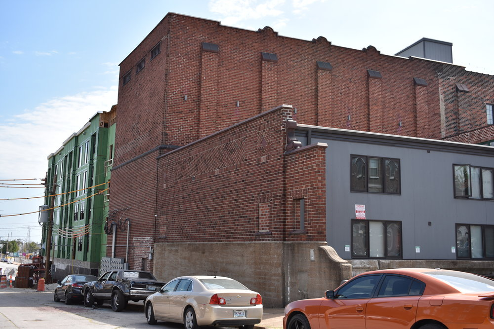 Ice House Apartments blend some history in with the new construction