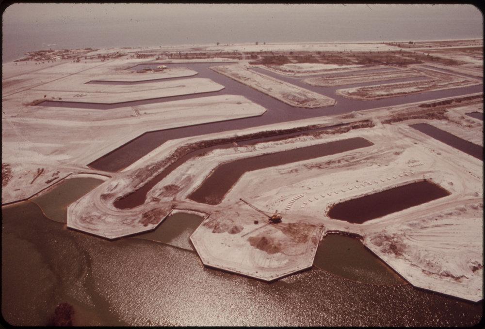 Early Marco Island Development Project