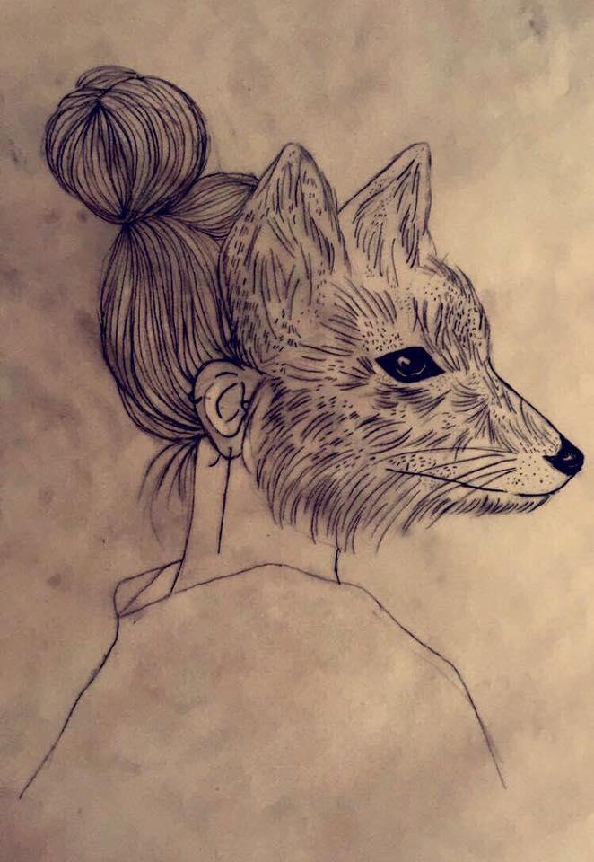 Rascunho - Like a wolf II