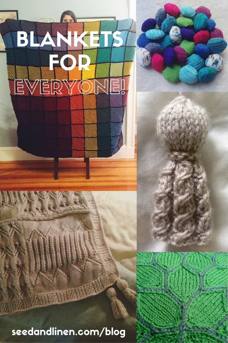 Blankets For Everyone Seed Linen