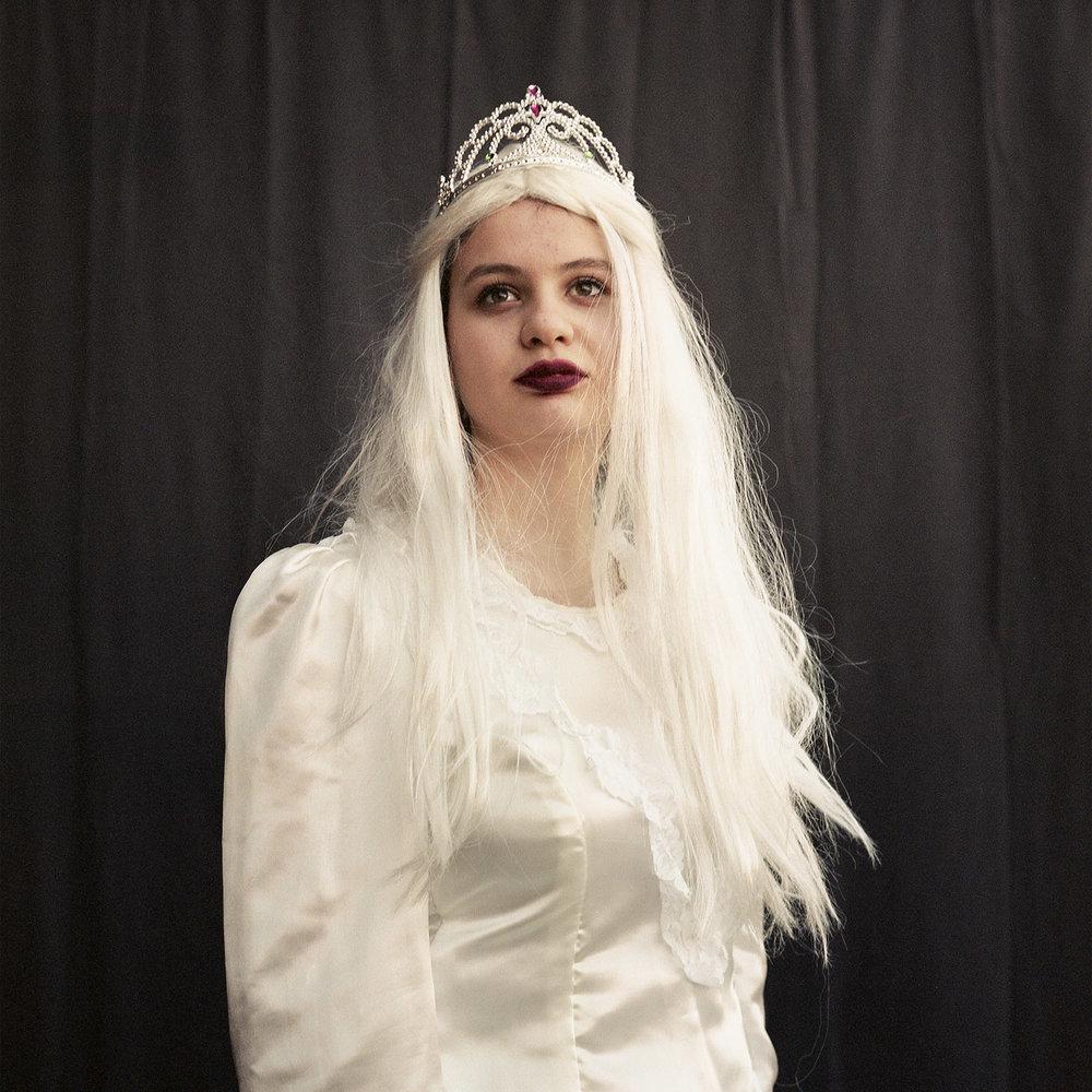 Marzia | Snow Queen  ongoing series