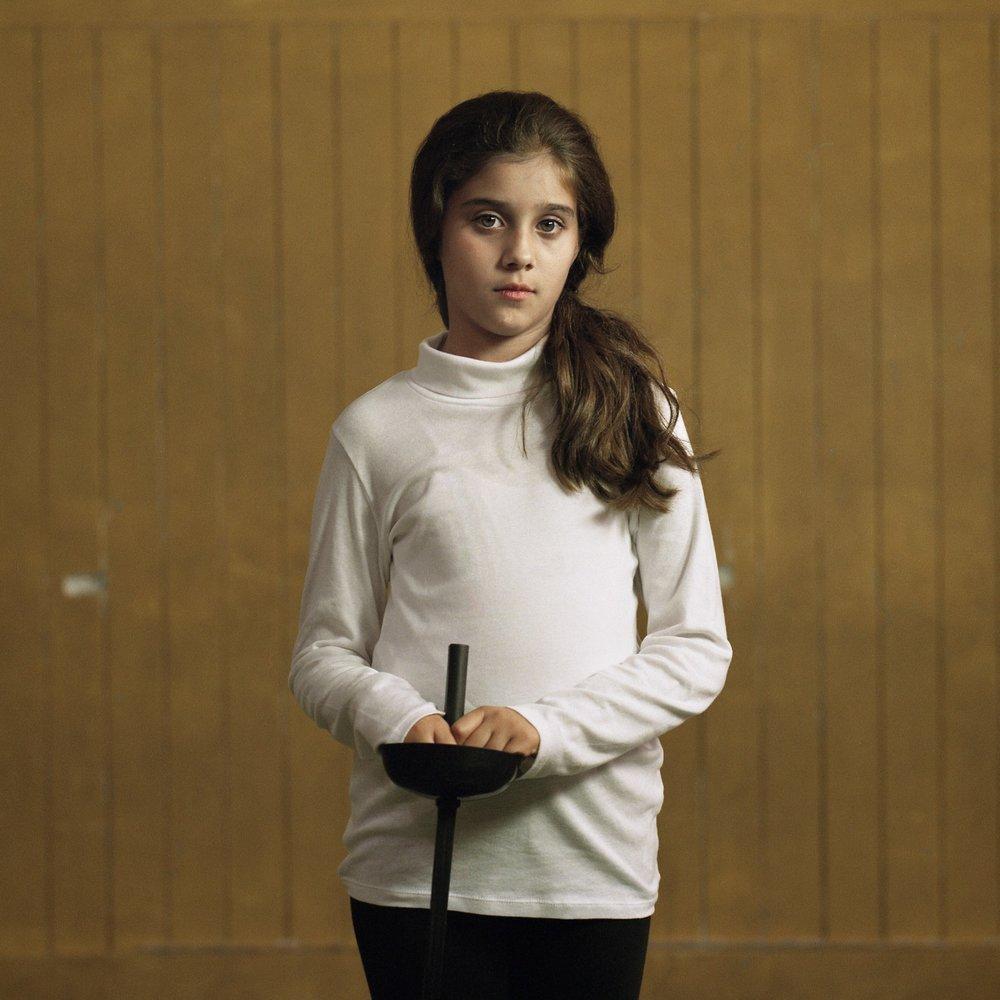 Giulia at 10