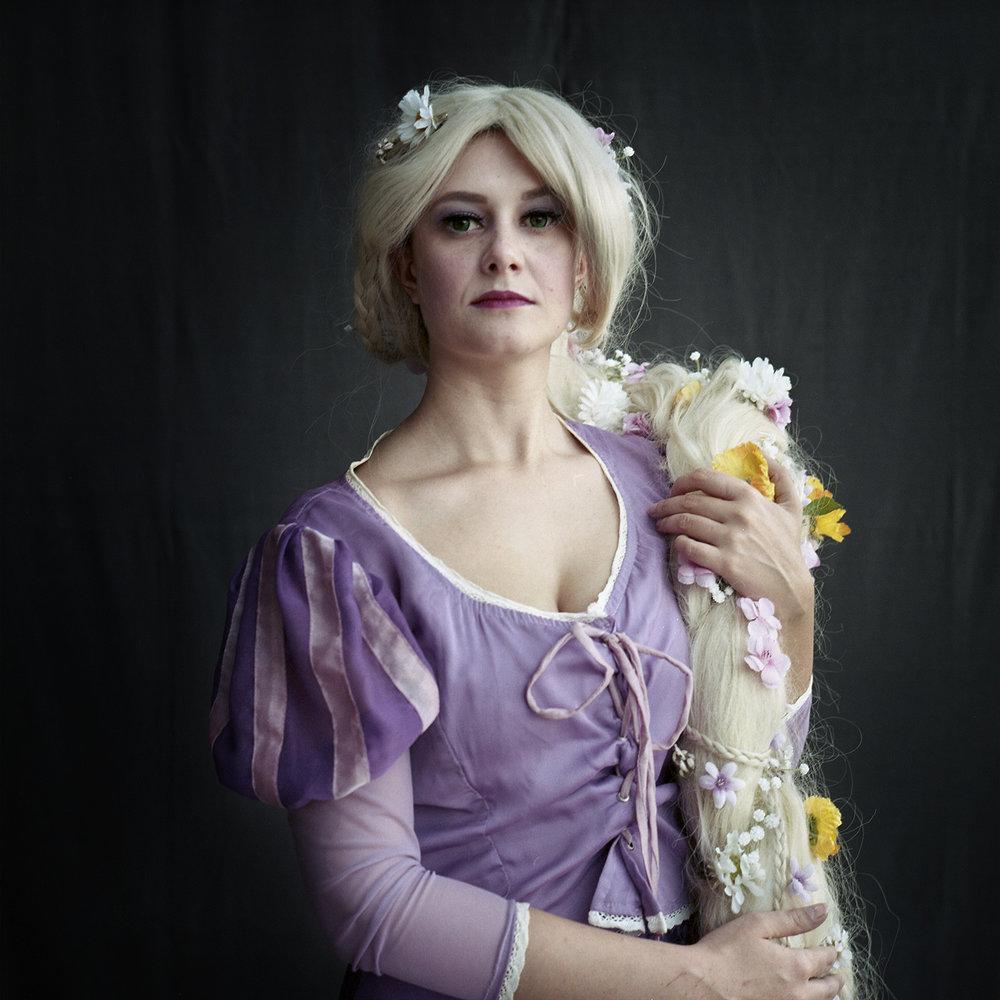 Valeria | Rapunzel