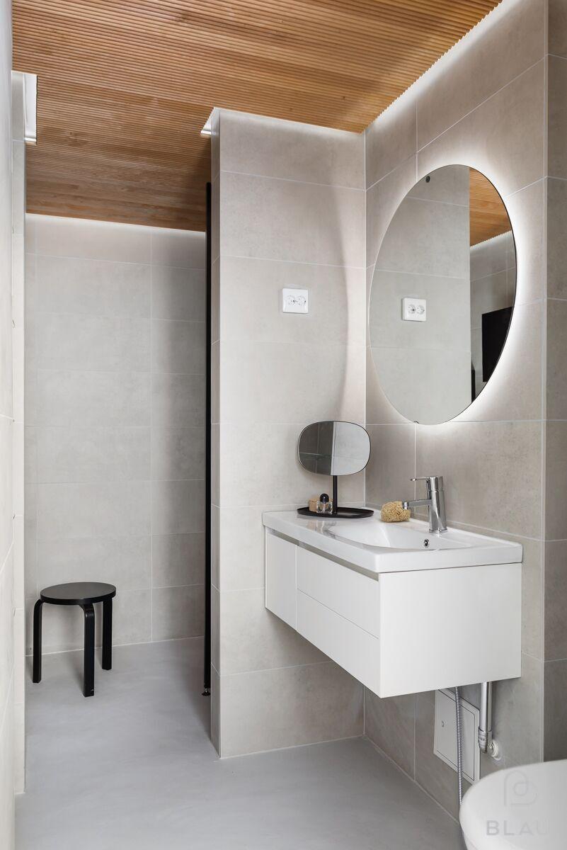 Ilmava kylpyhuone