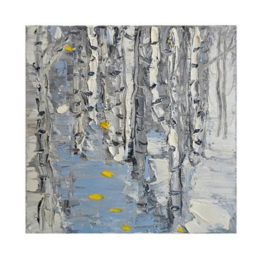 Title: Aspen 1 Artist: Angeline Tournier Website: https://www.angelinetournier.com/ Year created: 2017 Materials: Pigment print on Hanemuehle paper 308 gsm. November 2017. Size 21.5 x 21.5 cm; Paper size 33 x 33 cm. Edition 9 of 30; Signed and numbered on the front. Unframed. Usual RRP £160