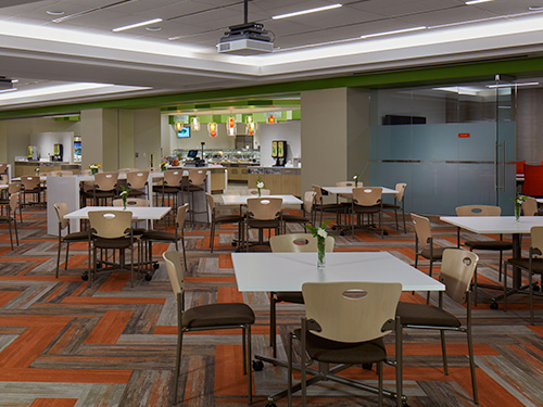 cafes cafeterias welch tarkington