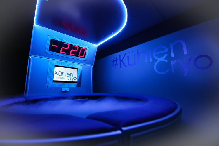 Services — Kuhlen Cryotherapy Center, LLC