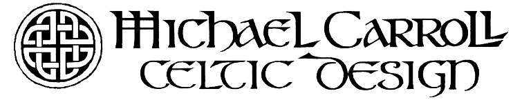 Michael Carroll Celtic Design
