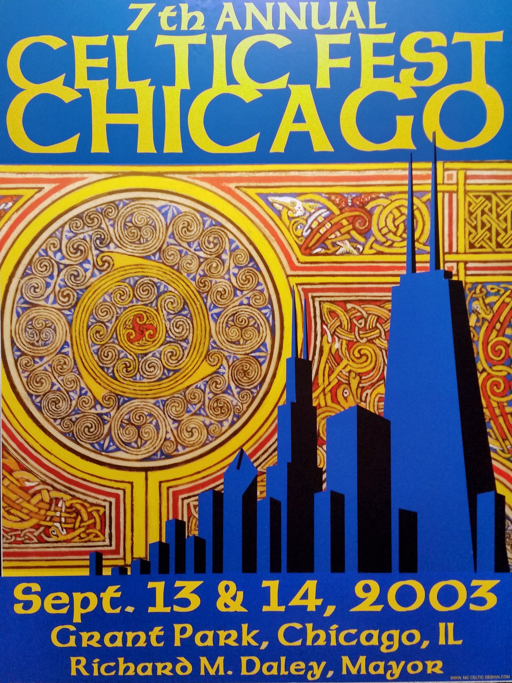 2003: Commission for City of Chicago, Mayor's Office of Special Events