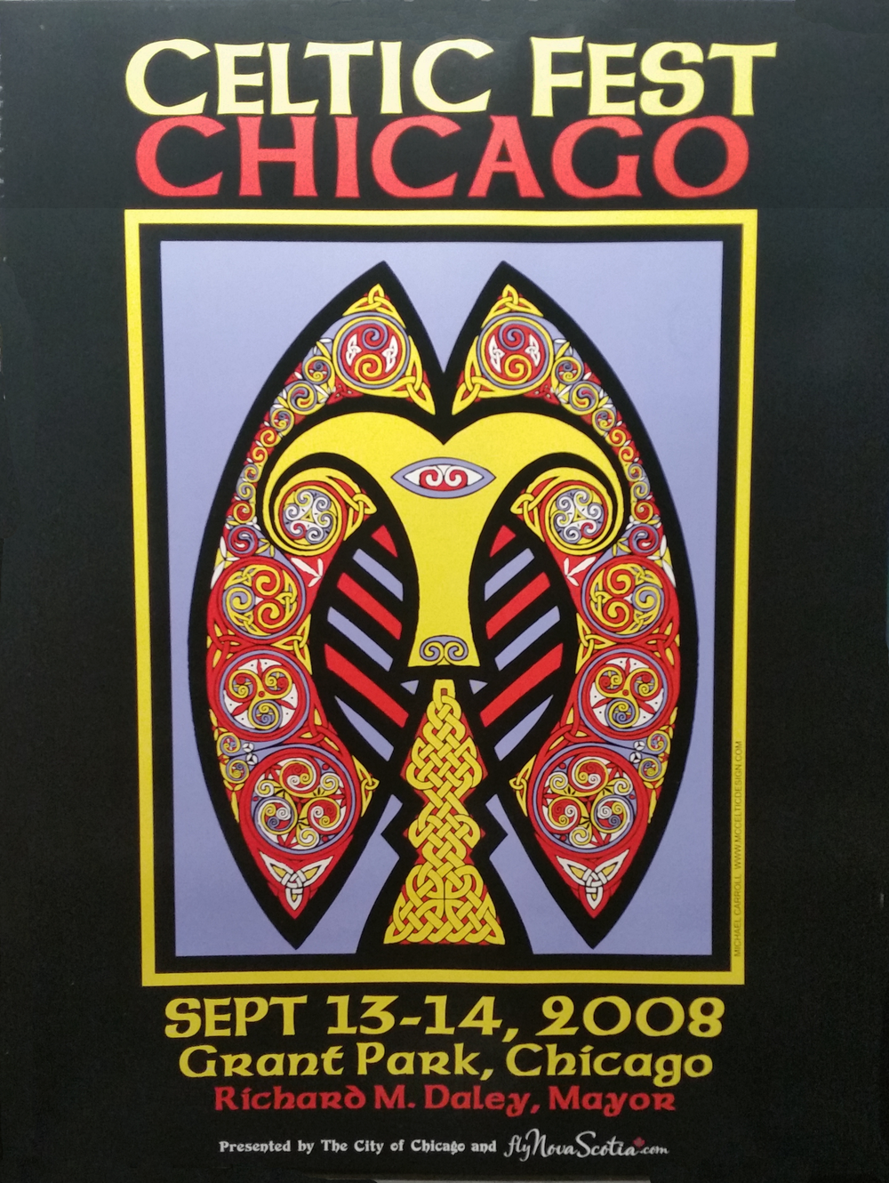 2008: Commission for City of Chicago, Mayor's Office of Special Events