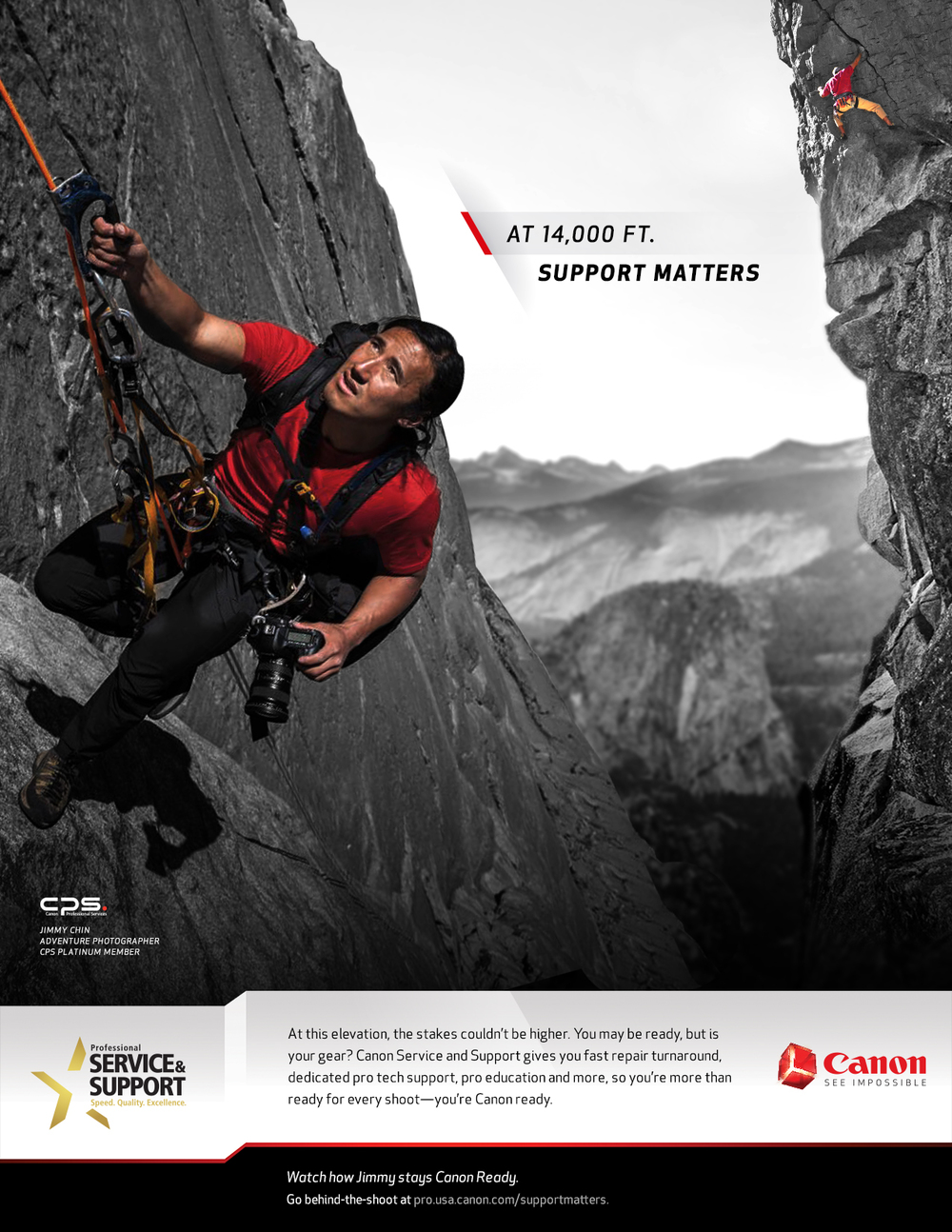 Canon Ready Print Ad