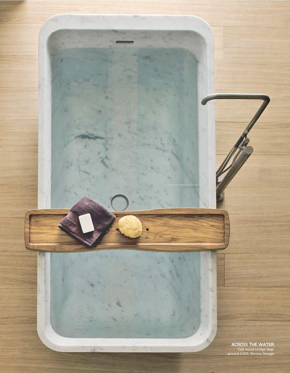Duo Bathtub with Bridge Tray  - Inquire