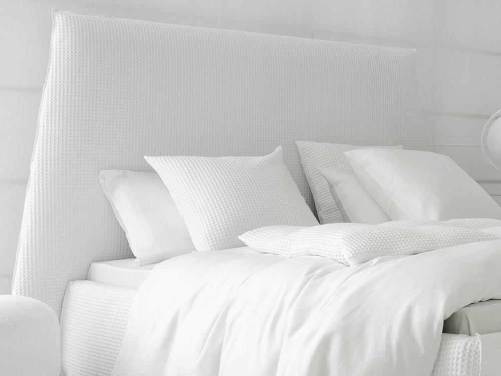 Twiggy Bed in Bianca Linen Set  - Inquire