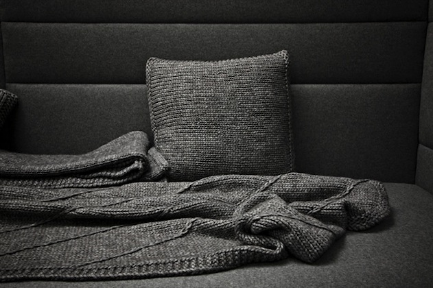 Pullover Blankets & Cushion  - Inquire
