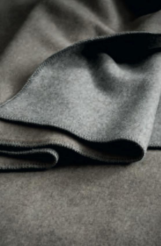 Vogue Cashmere Blanket  - Inquire