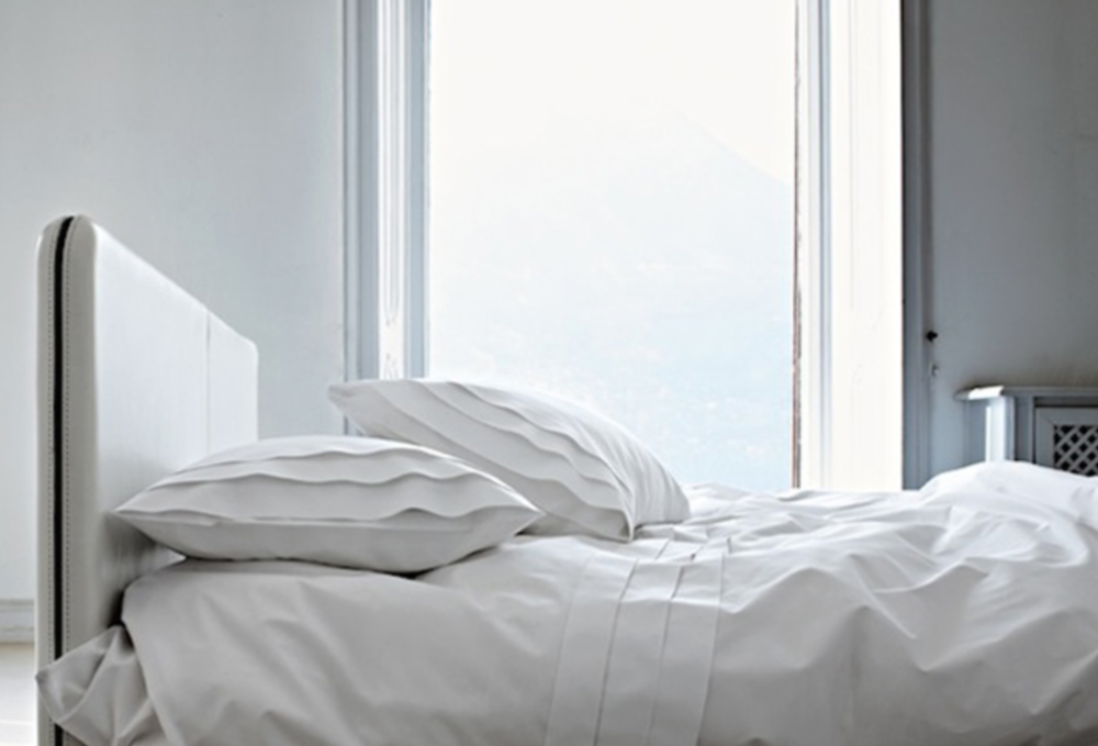 Suite Versione 2 Bed in Smoking Bed Linens  - Inquire