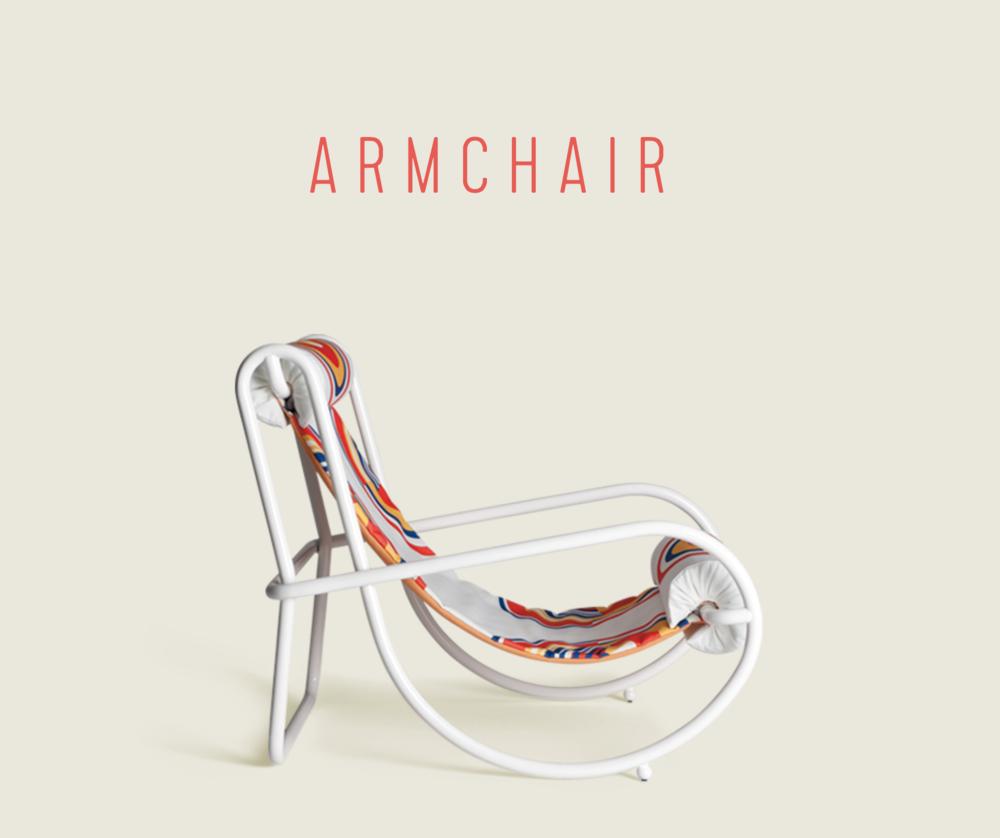 Locus Solus Armchair  - Inquire