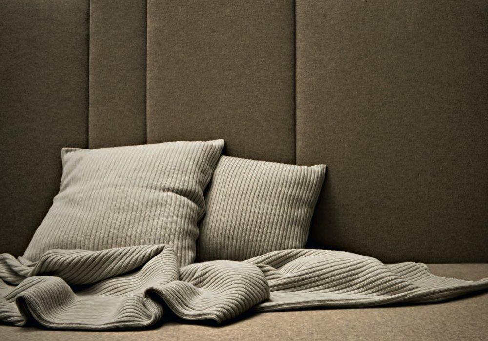 Eric Blanket & Cushions  - Inquire