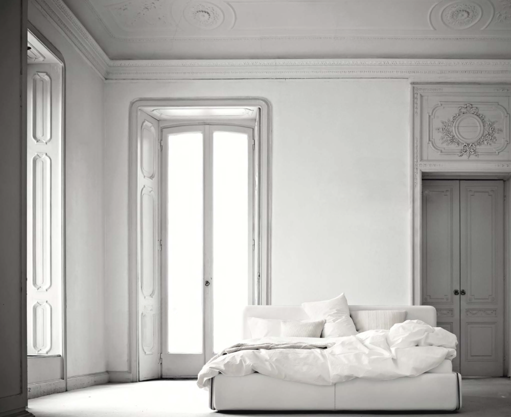 Suite Versione 2 Bed in Replay Bed Linens  - Inquire