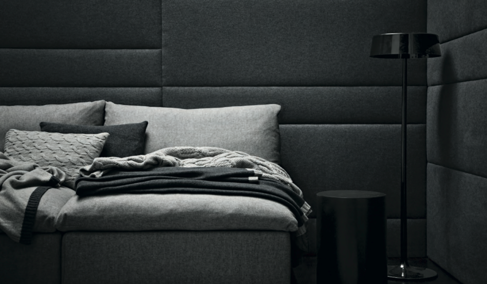 Nicholas and David Cushions;David and Harvey Blankets  - Inquire