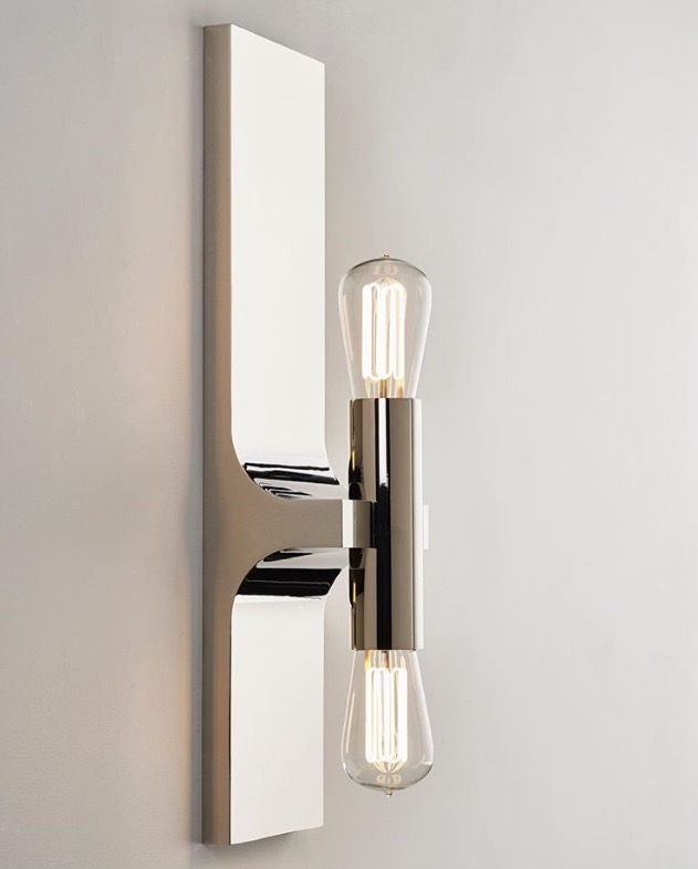 Walcott Twin Sconce  -  Inquire