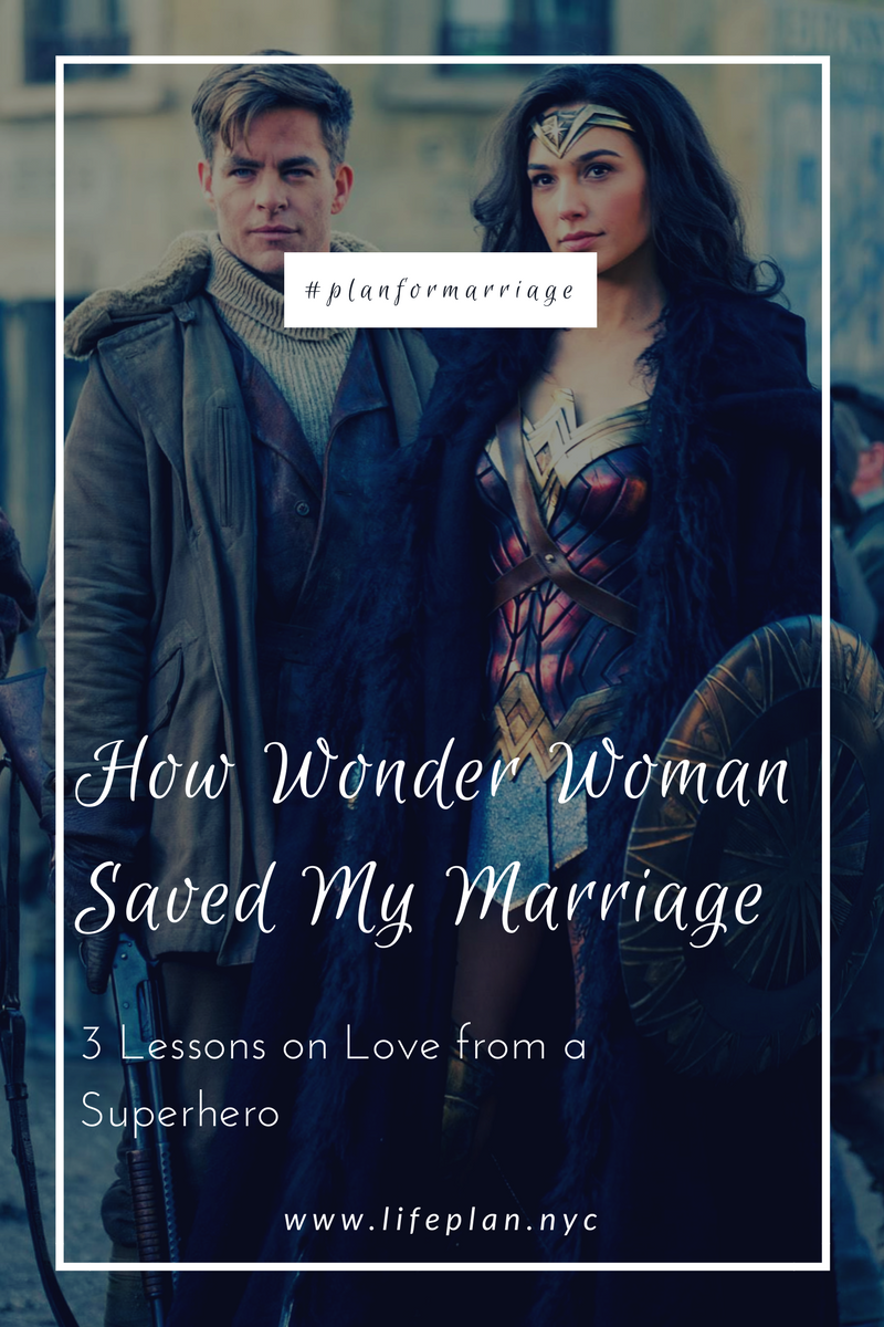 How Wonder Woman Saved My Marriage