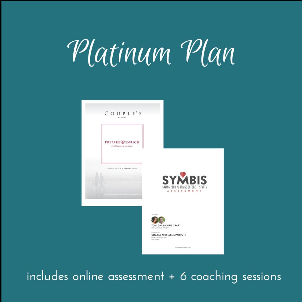 Marriage Prep Package Platinum