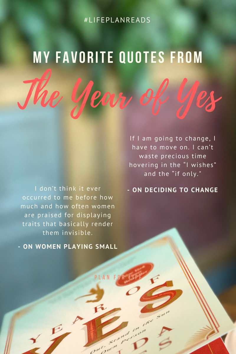 The Year of Yes by Shonda Rhimes Quotes
