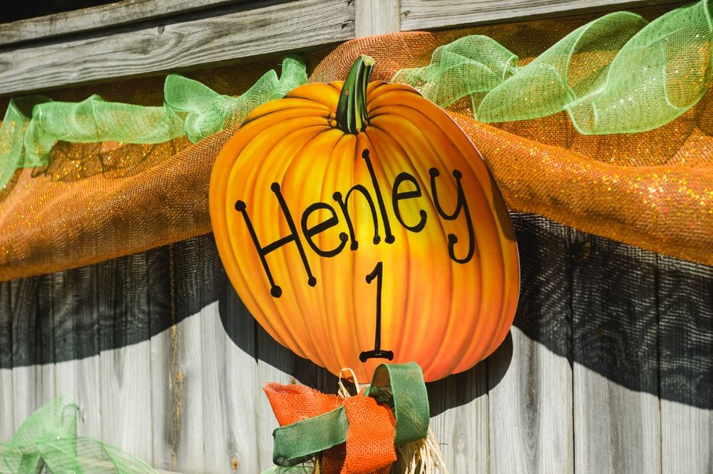 Indianapolis Milestone Photography - Pumpkin Decor