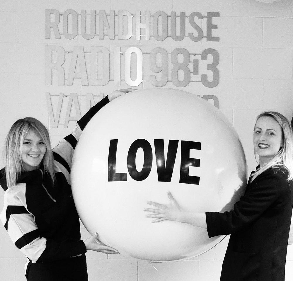 Celebrating our second #VancityVirtualPotluck with Roundhouse Radio