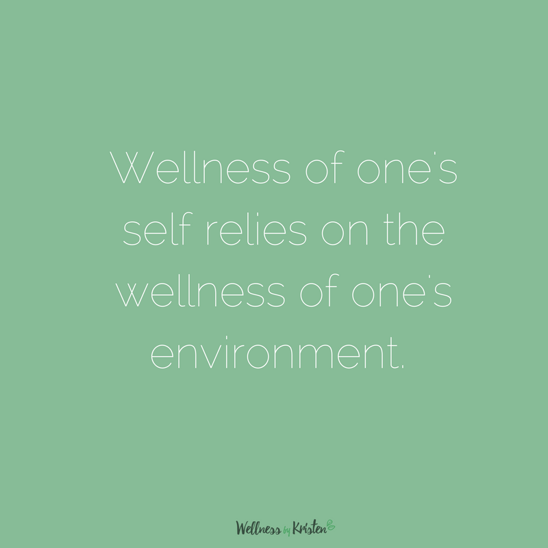 wellnessofenvironment