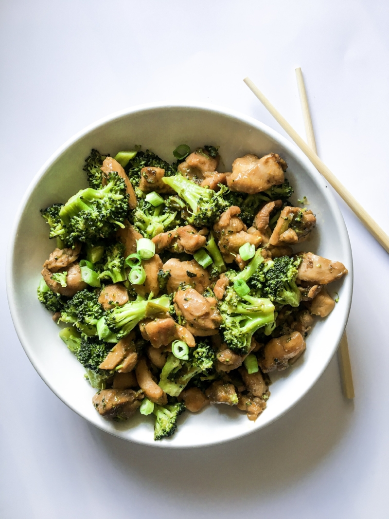 Fresh flavors like orange and broccoli make this Low Sugar Chicken and Broccoli a classic.
