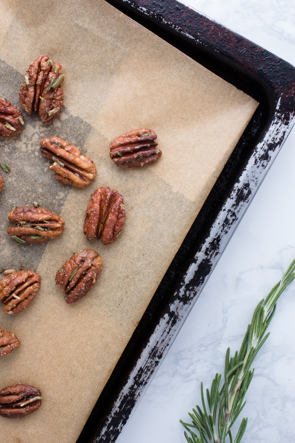 Simple yet satisfying, these pecans should always be in your pantry.