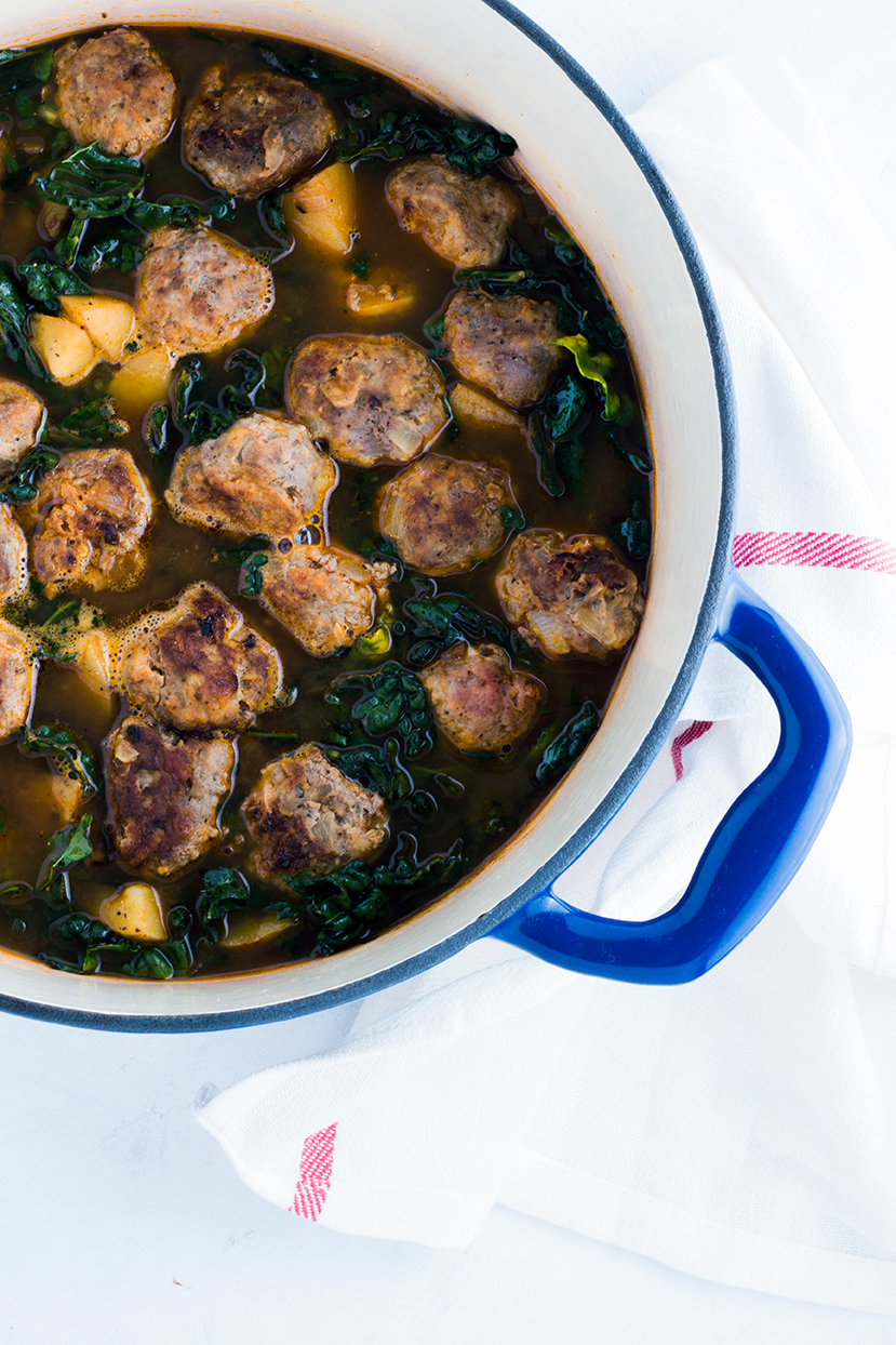 Make a big pot and eat well all week - this dish is perfect for meal prep!