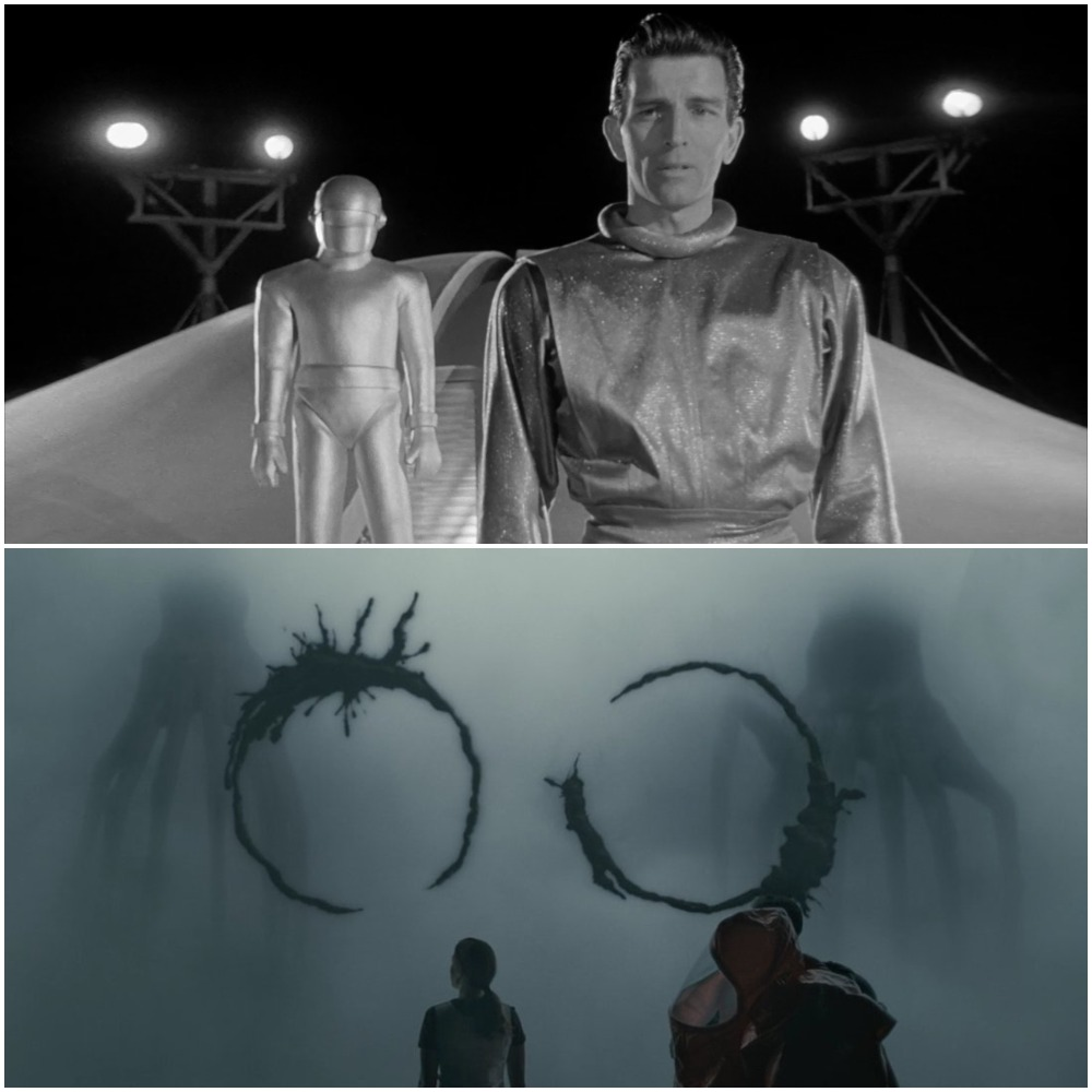 "If Amy Adams just had to translate ""Klaatu Barada Nikto"", Arrival would be a much shorter movie."