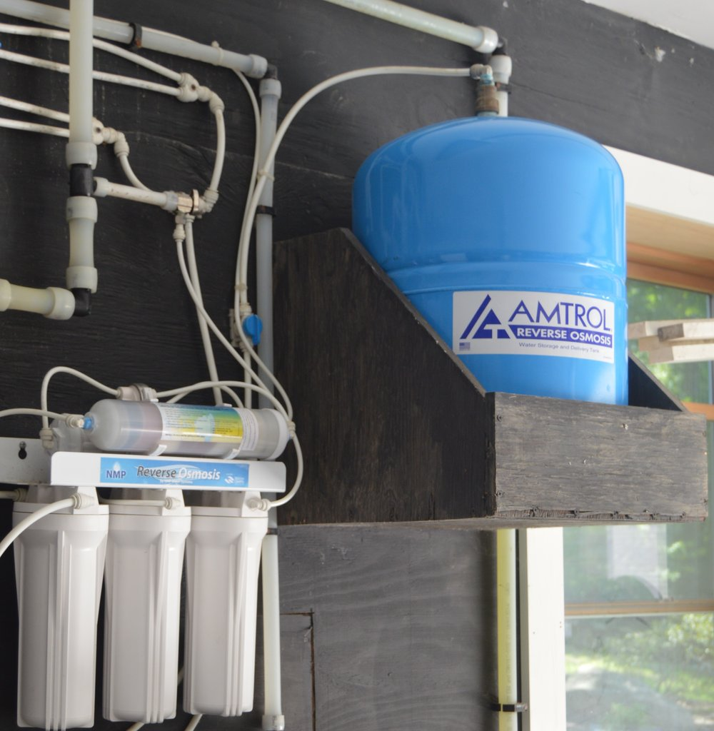 5 Stage Reverse Osmosis System with Amtrol Tank.JPG