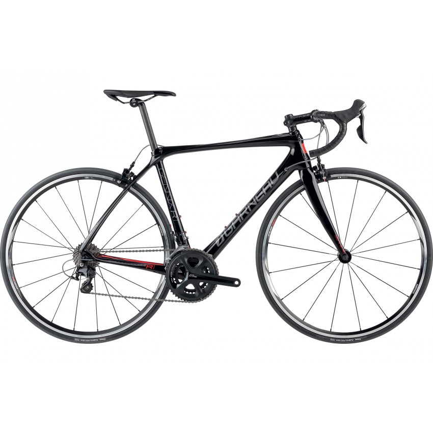 GARNEAU GENNIX R1 PERFORMANCE Designed with competitive cycling in mind, the race fit geometry allows for a lower body position for improved aerodynamics and efficiency. Short wheelbase and quick handling provide the manoeuvrability to rise out of the pack.