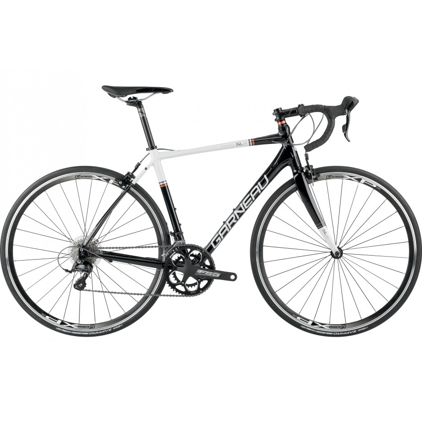 Garneau SL3. Shimano Sora Drivetrain, A Great Entry Level Bike From Garneau, Allowing you to get out on the open road or have a second bike to put on the trainer for the winter! Regular price $1199.99, On Sale $999.99