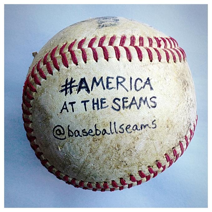 Follow along on Social Media with #AmericaAtTheSeams