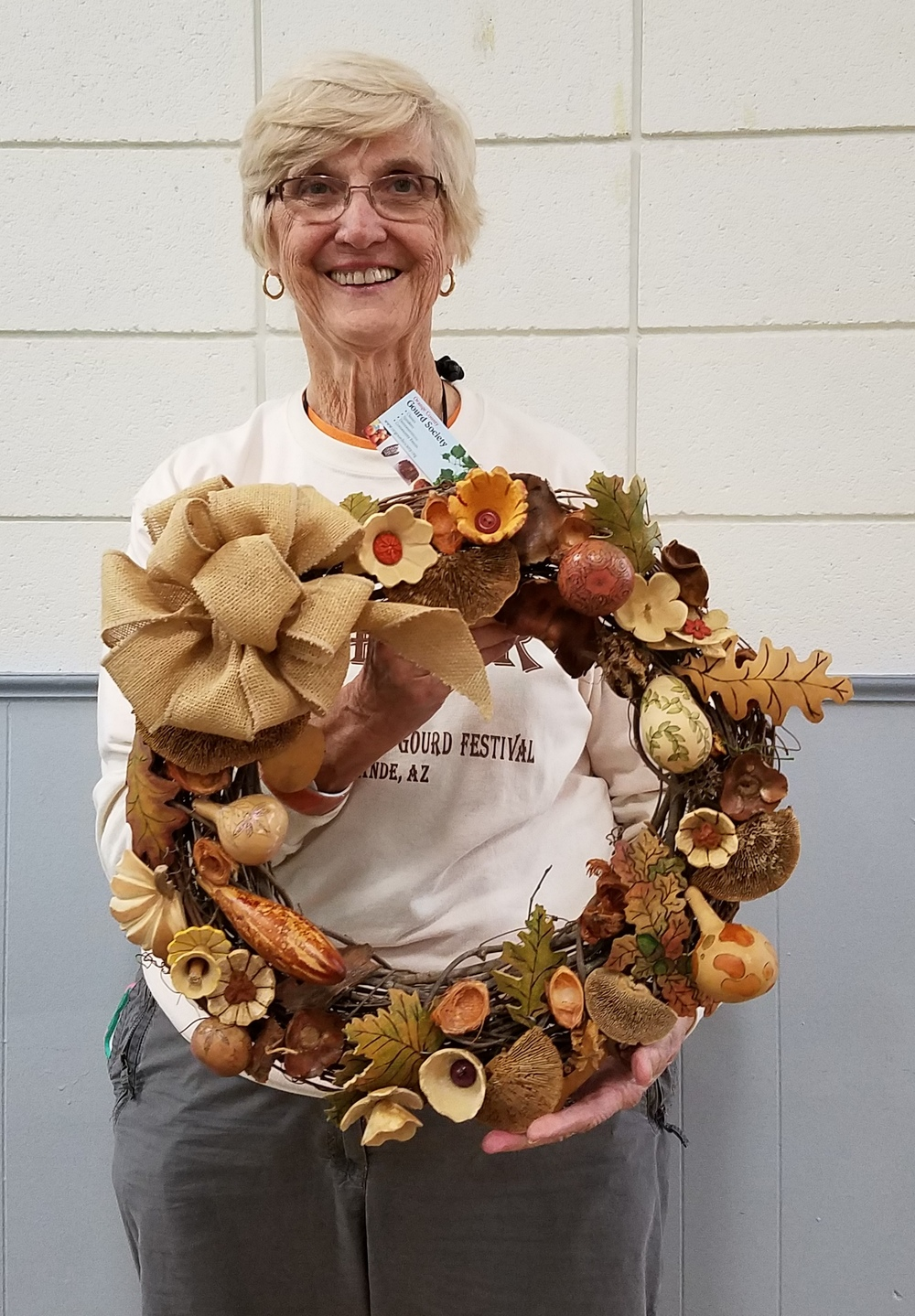 Susan Sullivan-Orange County Gourd Society