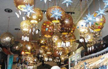 Gourd Hanging Lights